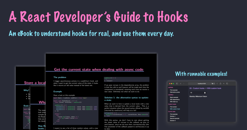 A React Developer's Guide to Hooks